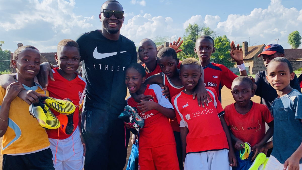 Image result for ronald okoth RO Sports