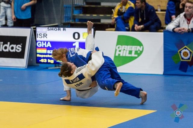 Szandra judo