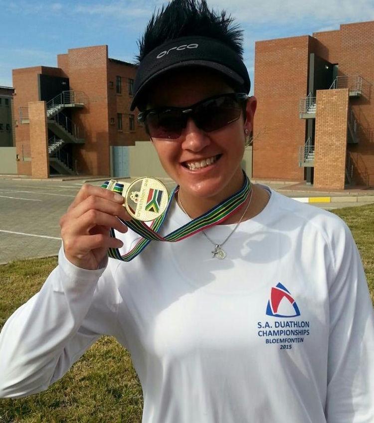 Christelle Medal